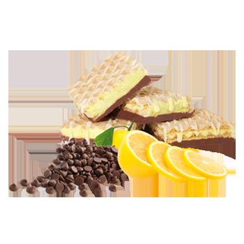 Lemon Wafers